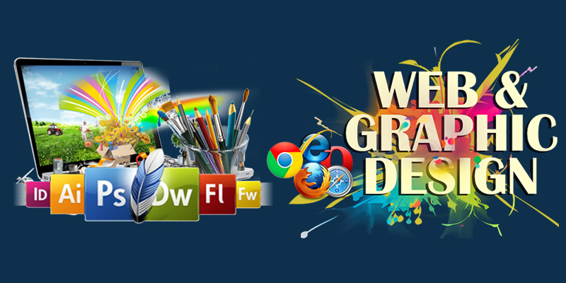 Website And Graphics Design